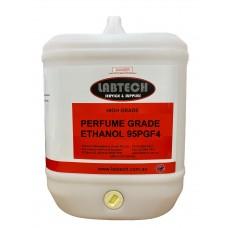 Perfume Grade Ethanol 95PGF4 - 10 Litres