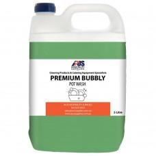 Premium Bubbly Pot Wash 3 x  5Ltr