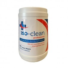 ISO-CLEAN SANITISING WIPES PACK OF 75 - 1 TUB